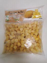 Pommes de terre rissolées 450g, Les Givrés du bio