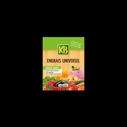 Engrais universel KB 4kg-idéal pour toutes les variétés