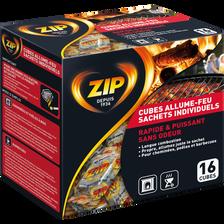 Allume-feu haute performance ZIP, 16 cubes, 475g
