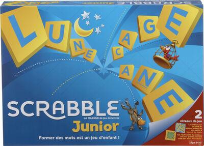 JUNIOR SCRABBLE FRANCE