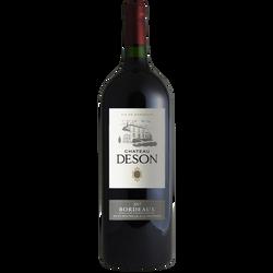 Vin rouge AOP Bordeaux Château Deson, Magnum 1,5 litre