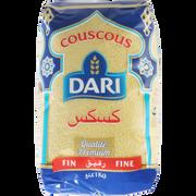 Tendre et Plus Couscous Fin Dari, 1kg
