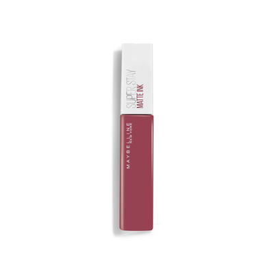Rouge à lèvres superstay matte ink ruler 80 MAYBELLINE nu