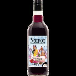 Vin chaud nature 10.5%, bouteille de 1l