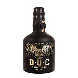 Triple Casks Whisky D.U.C 70cl 40%vol