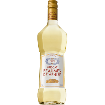 Vin blanc de Muscat AOC Beaumes de Venise Origine 1348, 75cl
