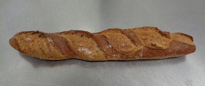Baguette céréales 250g, 1 pièce