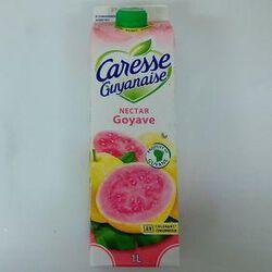 CARESSE GUYANAISE NECTAR GOYAVE 1L