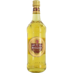Muscat Rivesalt Rivagly, 15,5° bouteille de 75cl