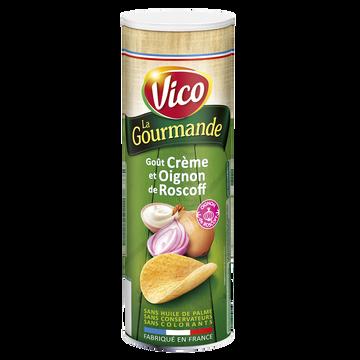 Vico Tuiles La Gourmande Oignons De Roscoff Vico, 170g