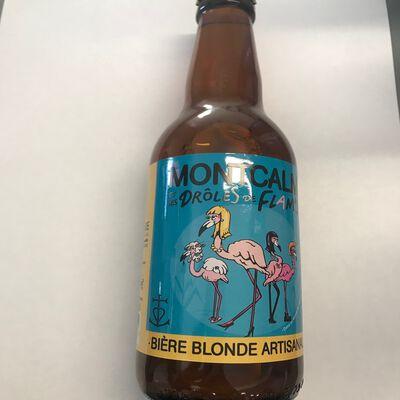 Bière blonde MONTCALM 5° 33 cl
