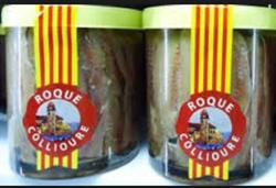 anchois en saumure vinaigrée 170g