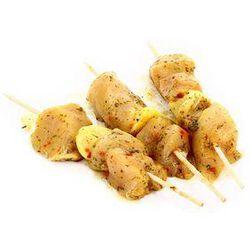 Brochettes de poulet thym citron x2, FABRICATION MAISON