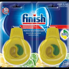 Désodorisant pour le lave-vaisselle parfum citron FINISH, x2