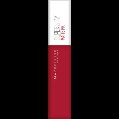 Rouge à lèvres superstay matte ink pioneer 20 GEMEY MAYBELLINE, nu