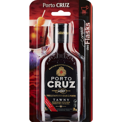 Porto rouge CRUZ, 19°, 20cl