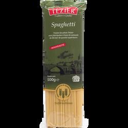 Spaghetti TEZIER, paquet de  500g