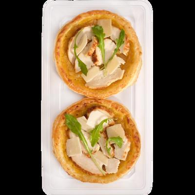 Tarte fine au poulet et parmesan BIGARD x2 240g