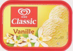 Crème Glacée Classic Vanille Miko 1L