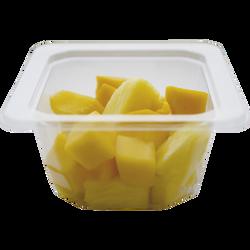Duo Ananas mangue, barquette, 250g