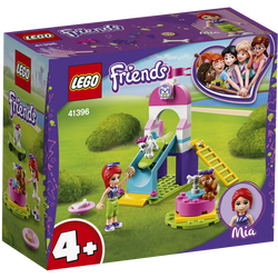 LEGO® Friends - L'aire de jeux des bébés chiens - 41396 - Dès 4 ans