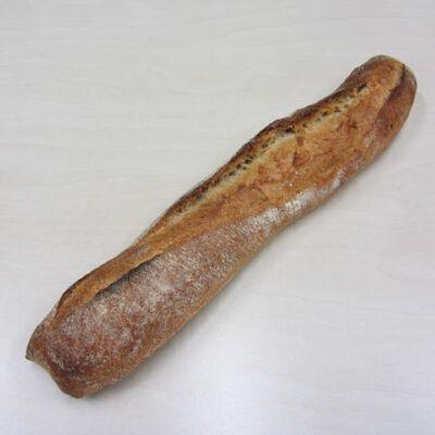 Baguette au levain farine Bio 250gr
