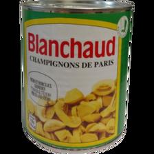 Champignons de Paris pieds & morceaux blanchard, 460g