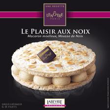 Plaisir aux noix recette Lenôtre, LABEYRIE, 410g