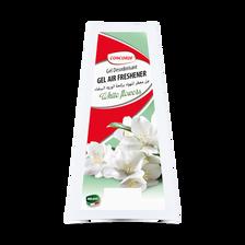 Désodorisant gel fleurs blanches, 1x150g
