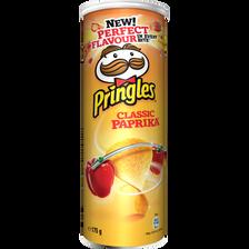 PRINGLES sweet paprika, paquet de 175g
