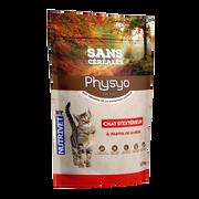 Physyo Pet Food Physyo, Croquet Chat D'extérieur, 1,5kg