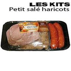 KIT « PRET A CUIRE » -  PETIT SALE HARICOTS BLANCS