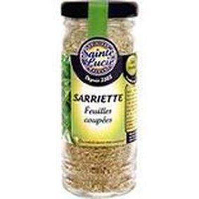 SARRIETTE FEUILLES COUPEES 18GR