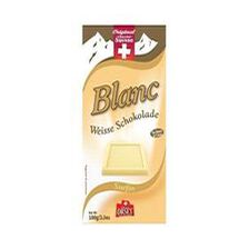 Tablette de Chocolat Blanc CHOCOSUISSE IMPORT 100g
