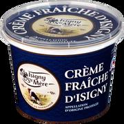 Isigny Sainte-Mère Crème Fraîche Épaisse Aop 35% De Matière Grasse Isigny Sainte Mere, Post En Plastique De 50cl