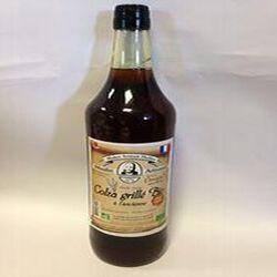 huile vierge colza grillé bio à l'ancienne PAUL LAURENT 1L
