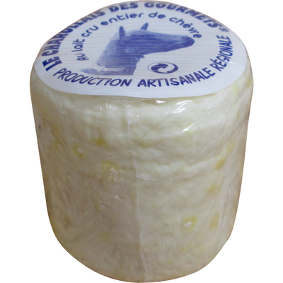 Charo de gourmets chèvre sec lait cru 31% Jeandin 100g