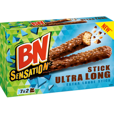 Stick ultra long, BISCUITERIE NANTAISE sensation, paquet, 210g