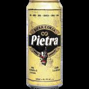 Brasserie Pietra Bière Ambrée Corse À La Châtaigne 6° Pietra, Bouteille De 50cl