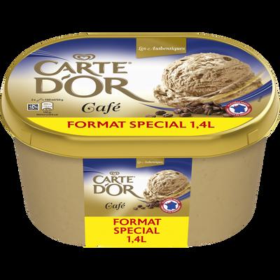 CARTE D'OR café, pot de 700g