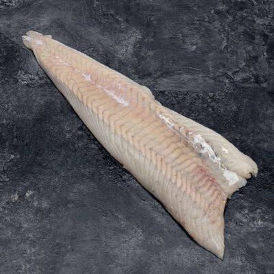 Filet lieu noir, Pollachius virens, calibre 150/400, pêché AtlantiqueNord Est