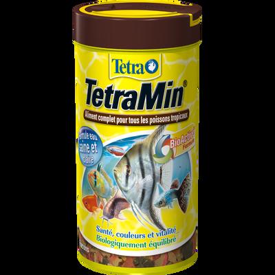 Tetramin pour poissons, TETRA, 250ml