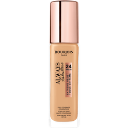 Fond de teint always fab 400 beige rose BOURJOIS, 30ml