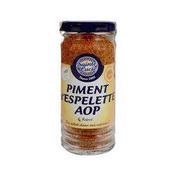 Piment d'Espelette AOC SAINTE LUCIE, 50g