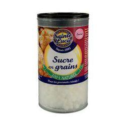 Sucre en grains, SAINTE LUCIE, 100 g