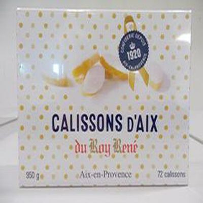 CALISSONS D'AIX DU ROY RENE 950g