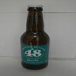 Bière blanche La 48 BRASSERIE DE LOZERE 5% Vol., 33cl