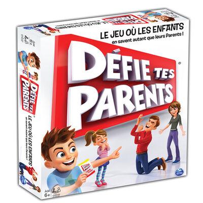 Défie tes parents