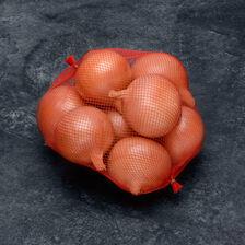 Oignon jaune, calibre 60/80, Nouvelle Zélande, filet 1kg