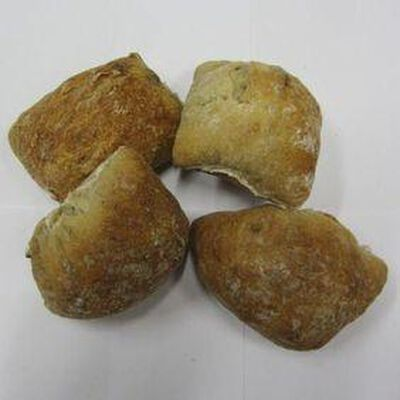 Petits pains tradition française aux noix x4 ,150gr